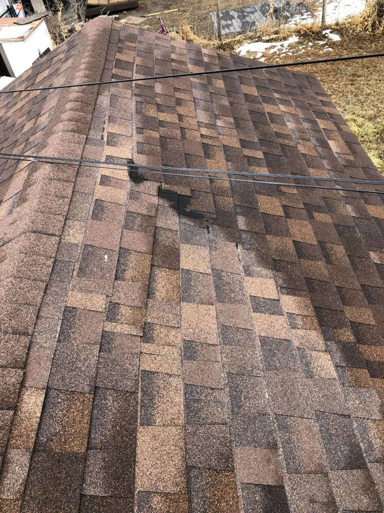 Provo W valley Roof Repair Request 4