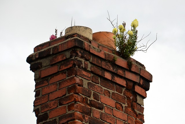 Step Flashing A Chimney